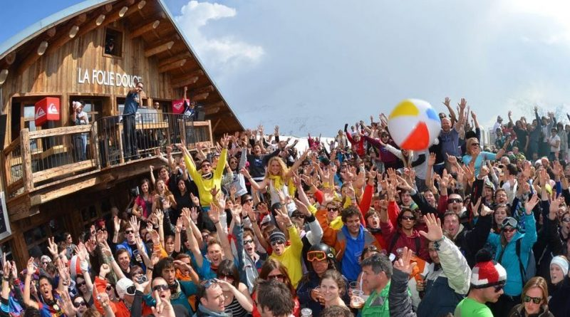 la folie douce apres ski dutchweek